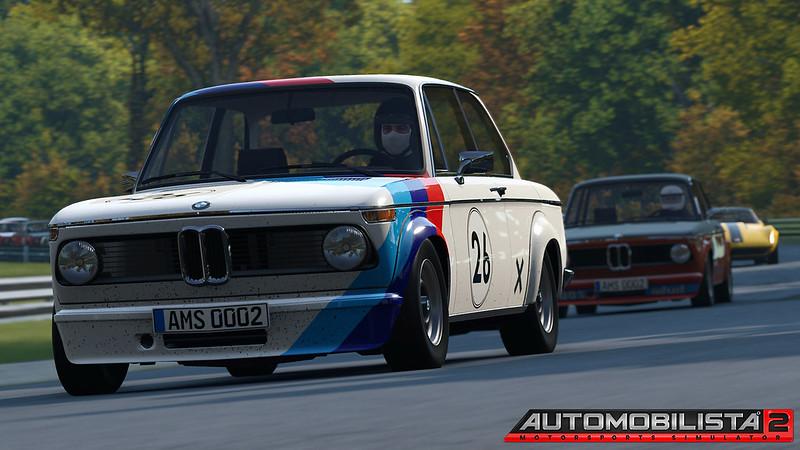 Automobilista 2  BMW 2002 Turbo