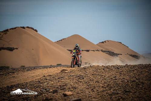 Rallye du Maroc 2021 Stage 3
