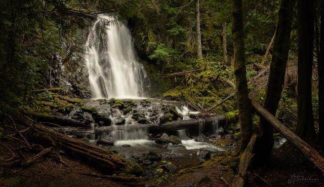 Yocum Falls - Early Fall 2021