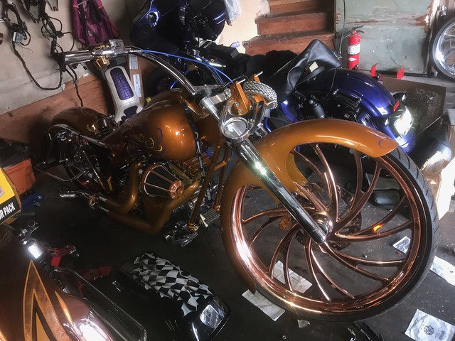 BackHouse Customs by Russell Miles