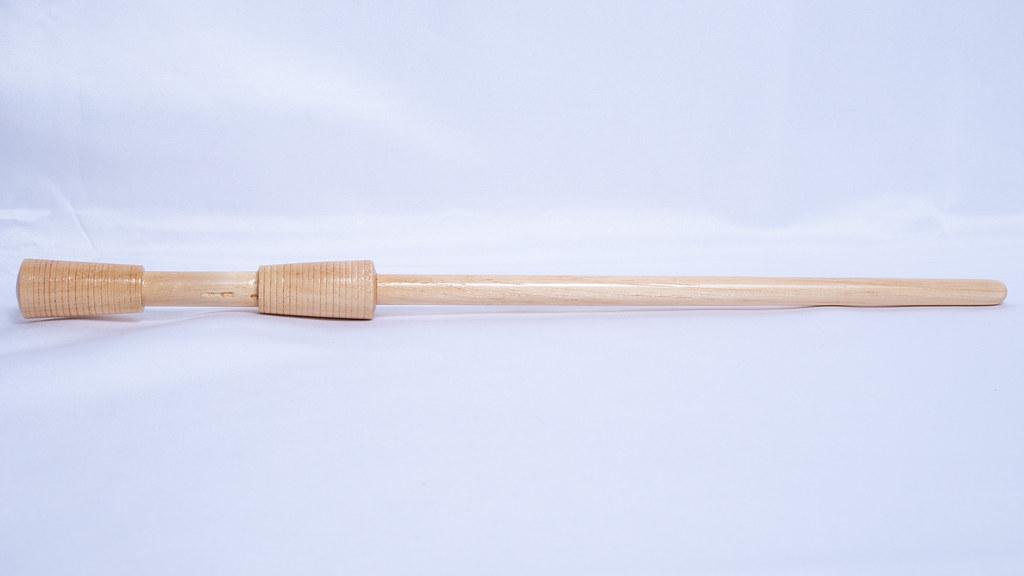 Hickory wand