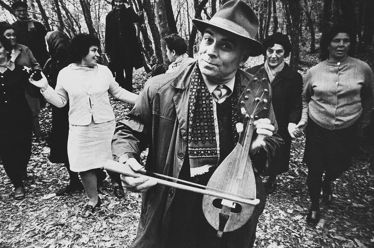 1972. Встреча с Болгарией. Путешествие в горы