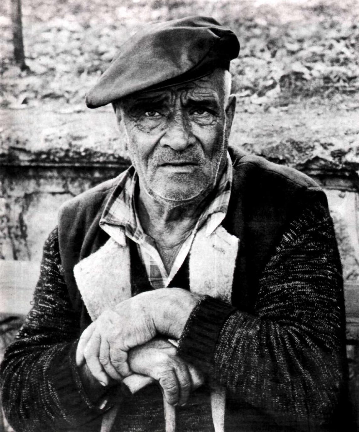 1972. Встреча с Болгарией. Староста деревни