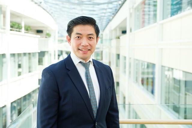 Bryan Wong, Pengurus Besar Gsk Consumer Healthcare Malaysia