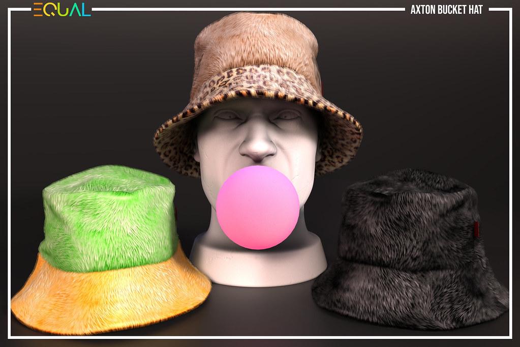 EQUAL - Axton Bucket Hat