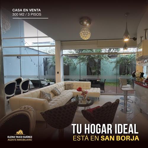 Casa en San Borja