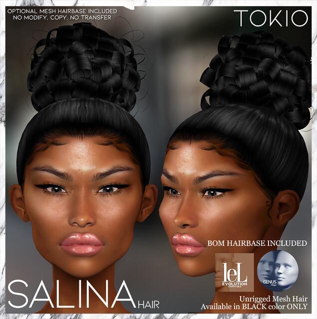 TOKIO Hair – Salina Alpha Hair @Marketplace