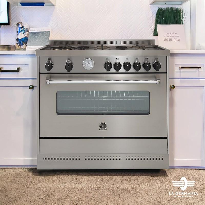 La Germania AMS96L 61LAX oven