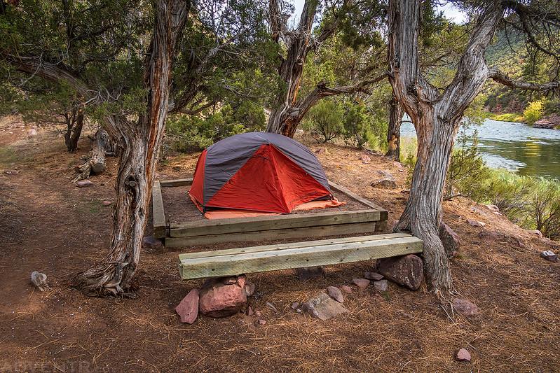 Jackson's Tent