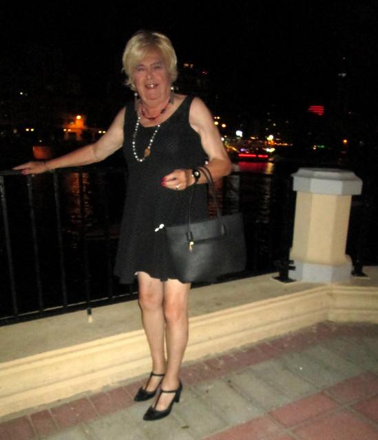 On the sea sidein Malta