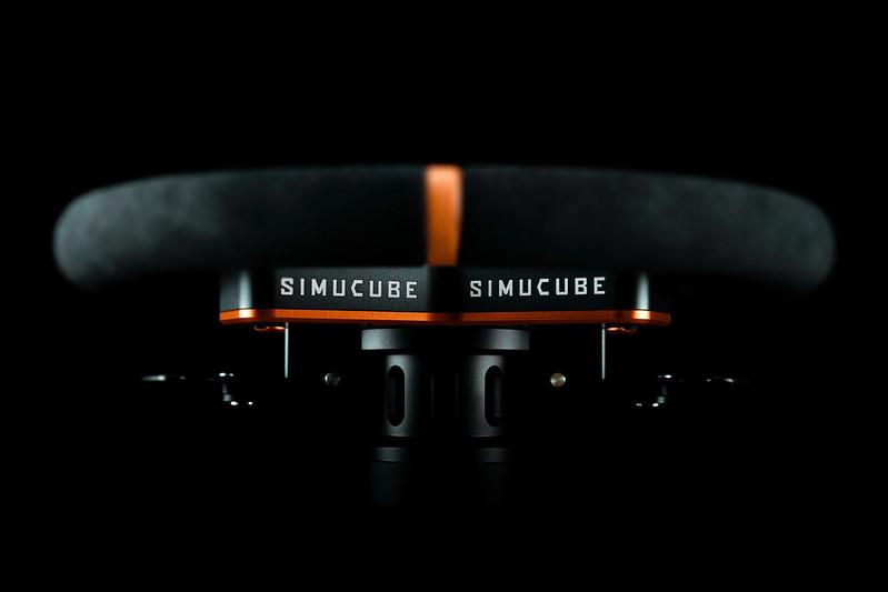 Simucube Steering Wheel