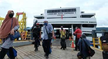 No more Covid-19 screening for Langkawi visitors