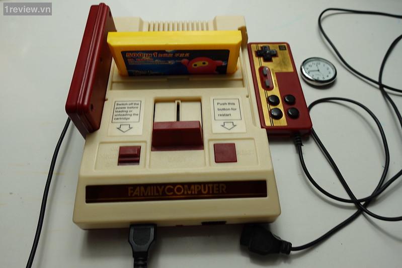 máy chơi game điện tử nes 4 nút