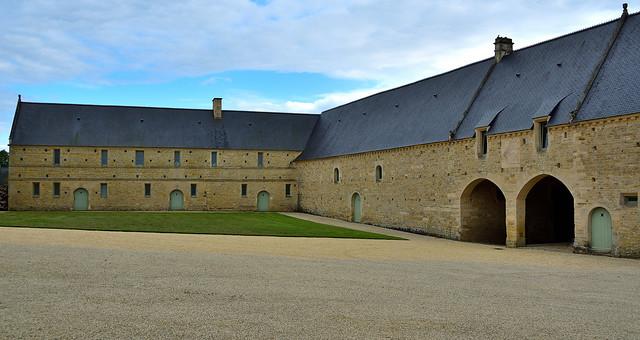 La Ferme manoir de Cremel, Bayeux, Normandy, France.
