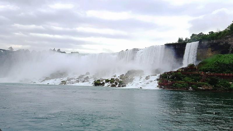 American Falls & Bridal Veil Falls, Maid of the Mist Boat Tour (7)