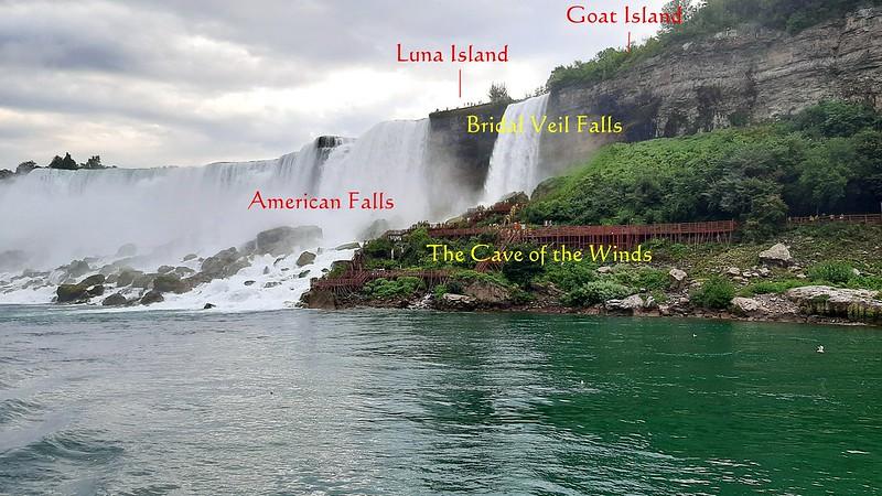 American Falls & Bridal Veil Falls, Maid of the Mist Boat Tour (5)_副本
