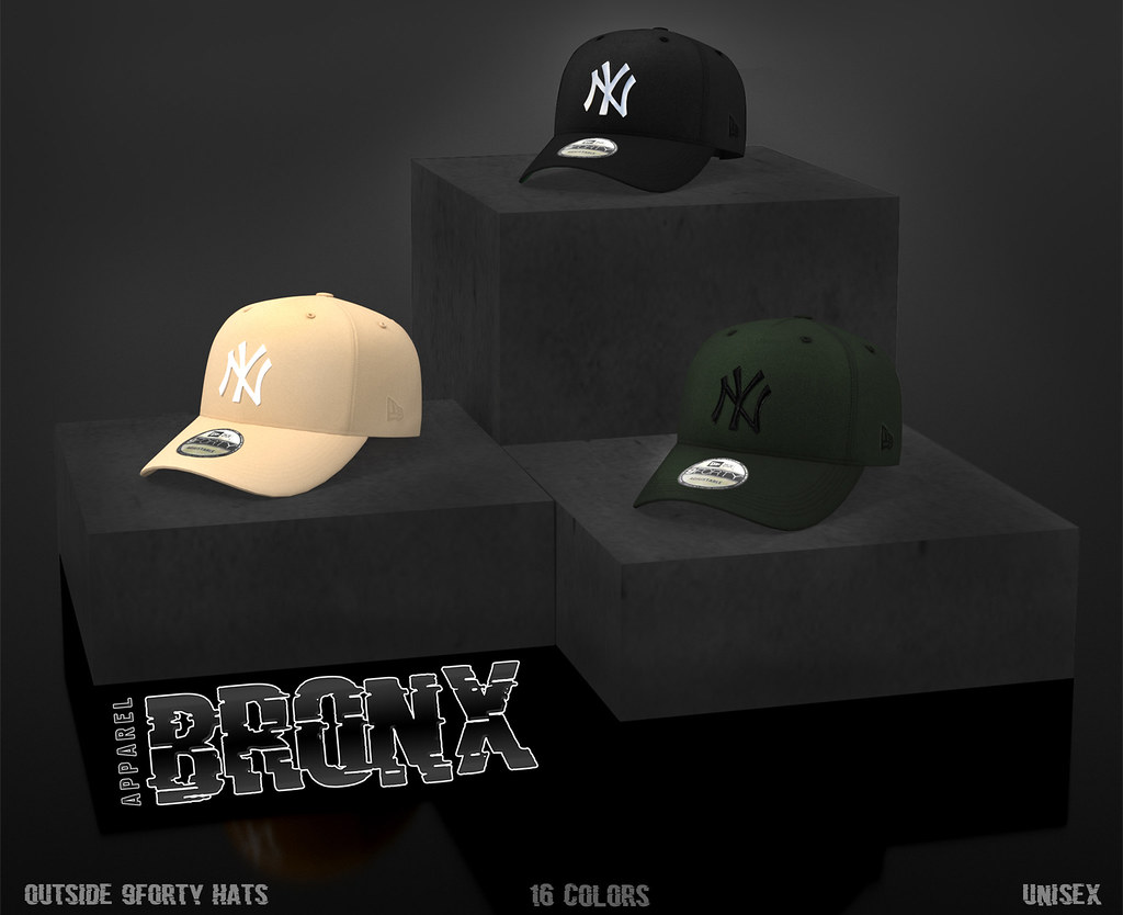 BRONX. APPAREL FIRST RELEASE @ TMW 10/13