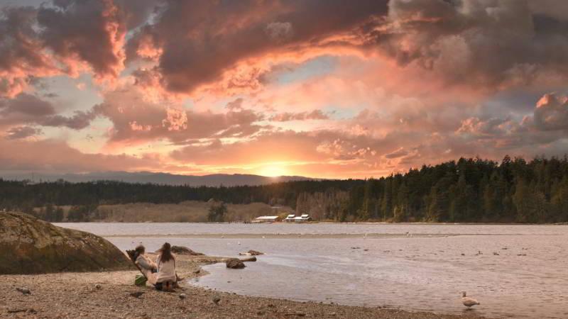 Esquimalt Lagoon Colwood