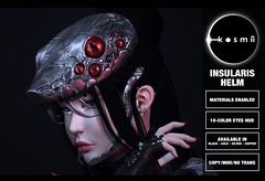 kosmii :: Insularis Helm