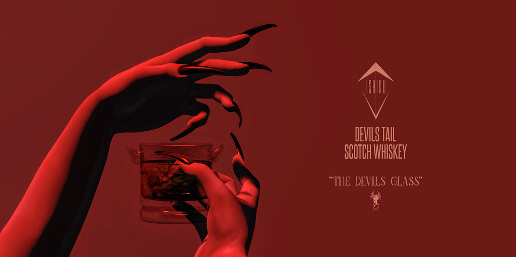 ISHIKU THE DEVILS GLASS || 200 FOLLOWER GROUP GIFT