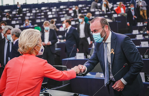 State of the EU: MEPs debate about the EU's most immediate challenges