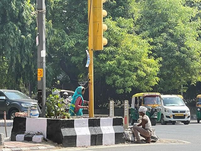 Mission Delhi - Rajesh, Mathura Road