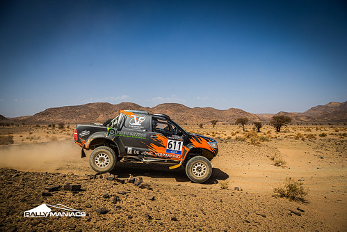 Rallye du Maroc 2021 Stage 4