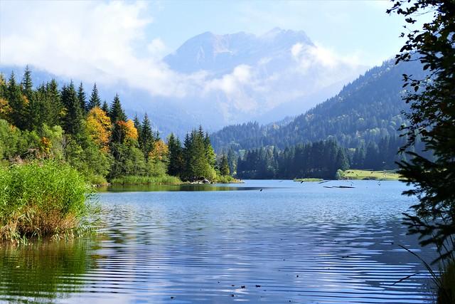10.10.21.Le Lac de Vallon (France)