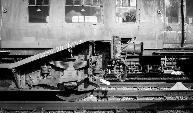 Shildon Railway Museum .
