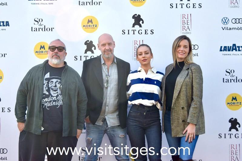 Sitges llega a su ecuador con la desincronizada 'Tres' y el terror noruego de 'The Innocents'