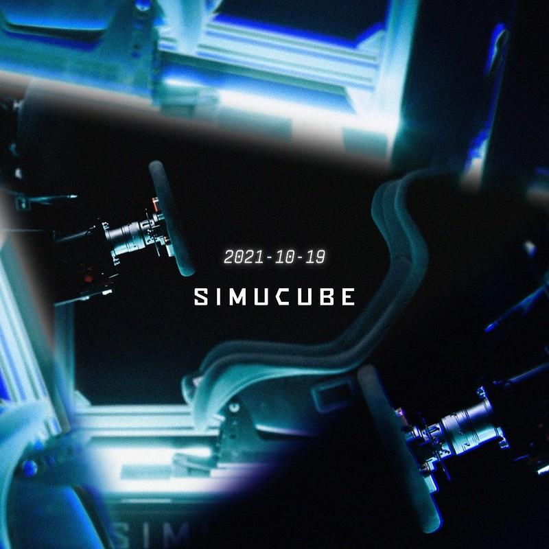 Simucube Steering Wheel Launch