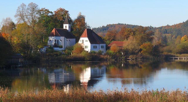 St. Walburgis-Seeon (Oberbayern/Upper Bavaria)