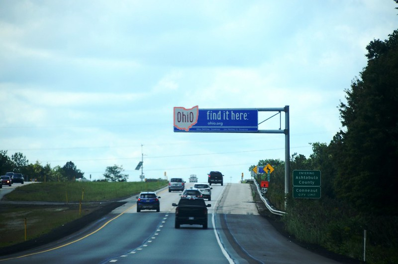 I-90 Ohio Welcome Sign (1)