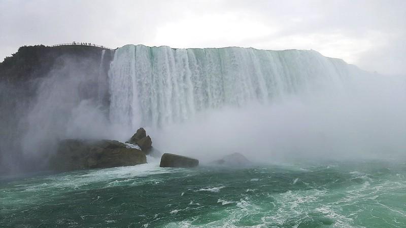 Horseshoe Falls, Maid of the Mist Boat Tour (3)