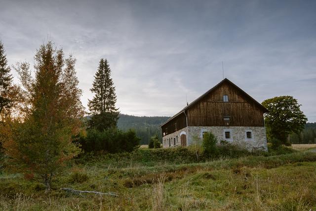 Nový Brunst, Šumava, Czechia