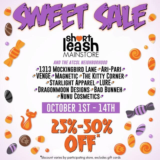 .:ATCSL:. Sweet Sale