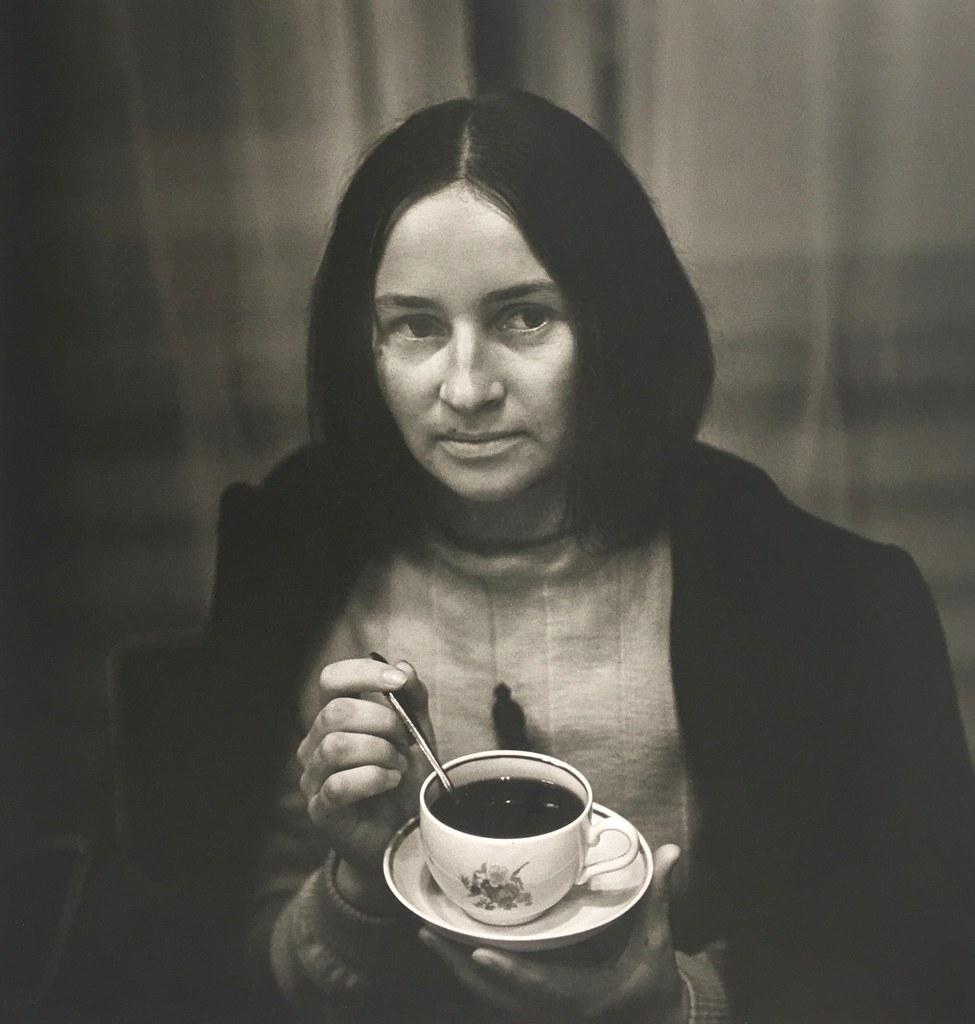 1973. Вильнюс. Кофе