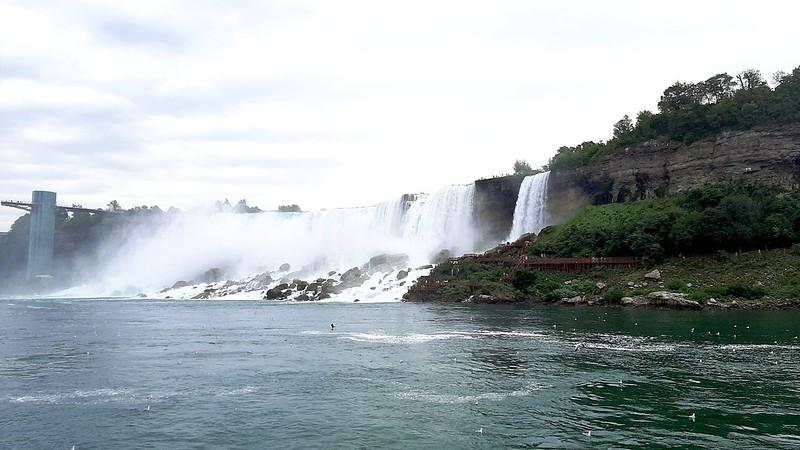 American Falls & Bridal Veil Falls, Maid of the Mist Boat Tour (6)