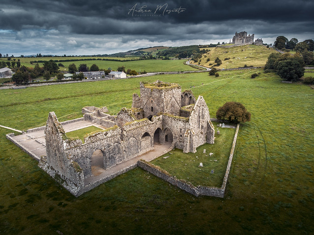 Hore Abbey - Rock of Cashel (Ireland)