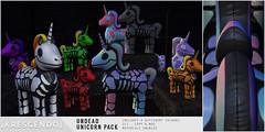 [Kres] Undead Unicorn Pack