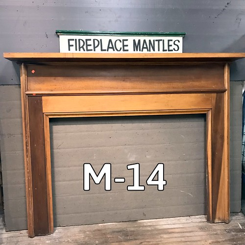 Antique Mantel 14