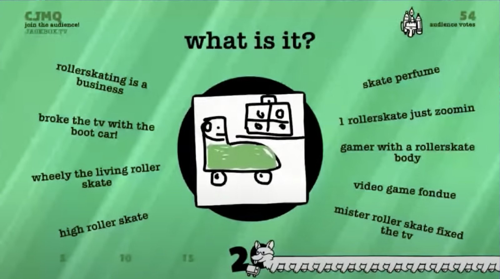 The inspiration behind new games in The Jackbox Party Pack 8
