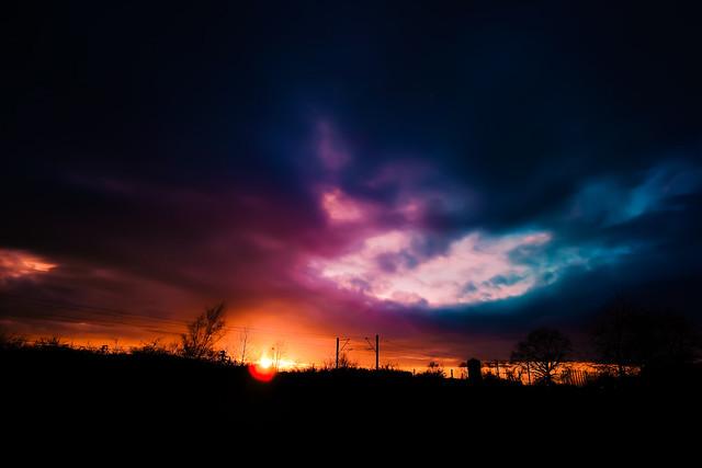 30/369 rainbow sky