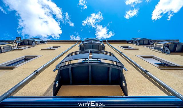 Luxembourg - Balconies