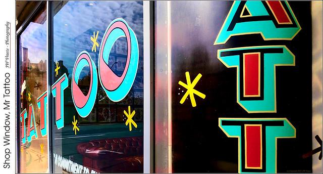 Shop Window, Mr Tattoo