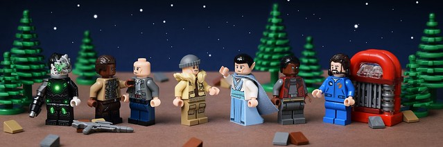 Star Trek: First Contact: The Minifigs!