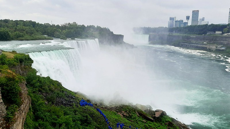 View from the Niagara Falls observation tower (5)