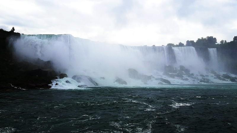 American Falls & Bridal Veil Falls, Maid of the Mist Boat Tour (8)