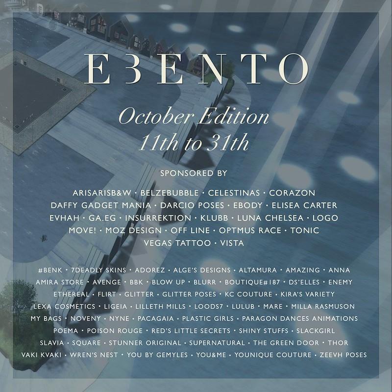 eBento - October 2021