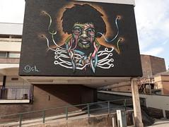 Mural in Stockport